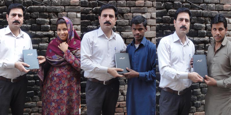 Bibles Distribution - Jesus for all Ministries International (JFAM)